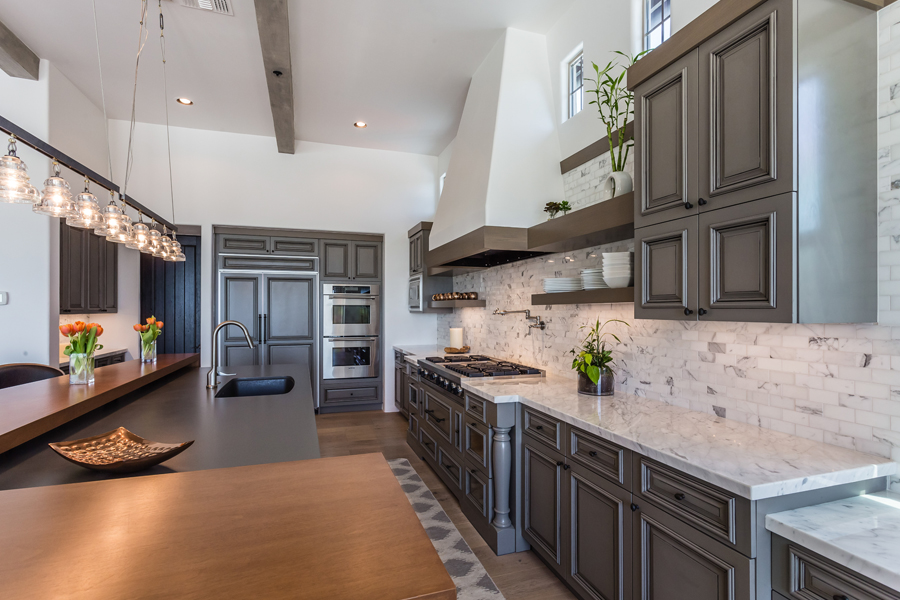 4 Brilliant Kitchen Remodel Ideas: Luxury Kitchen Remodel In North Scottsdale AZ [VIEW PHOTOS]