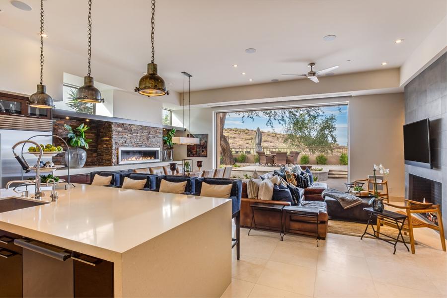 Luxury Custom Home In Mcdowell Mountain Ranch Scottsdale Az