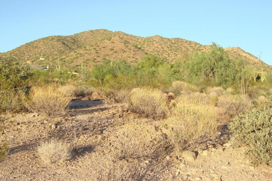 luxury home building private lot mesa