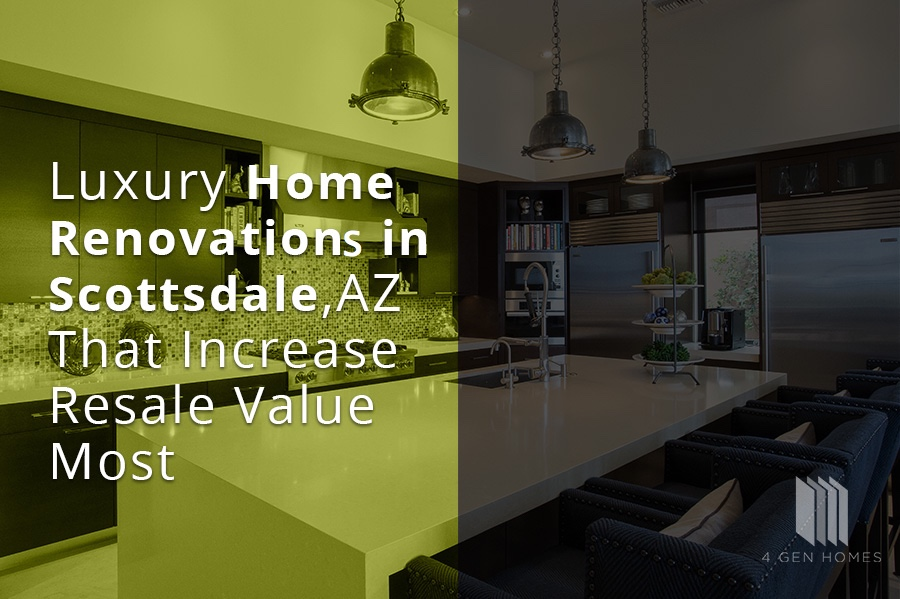 Luxury Home Renovation in Scottsdale