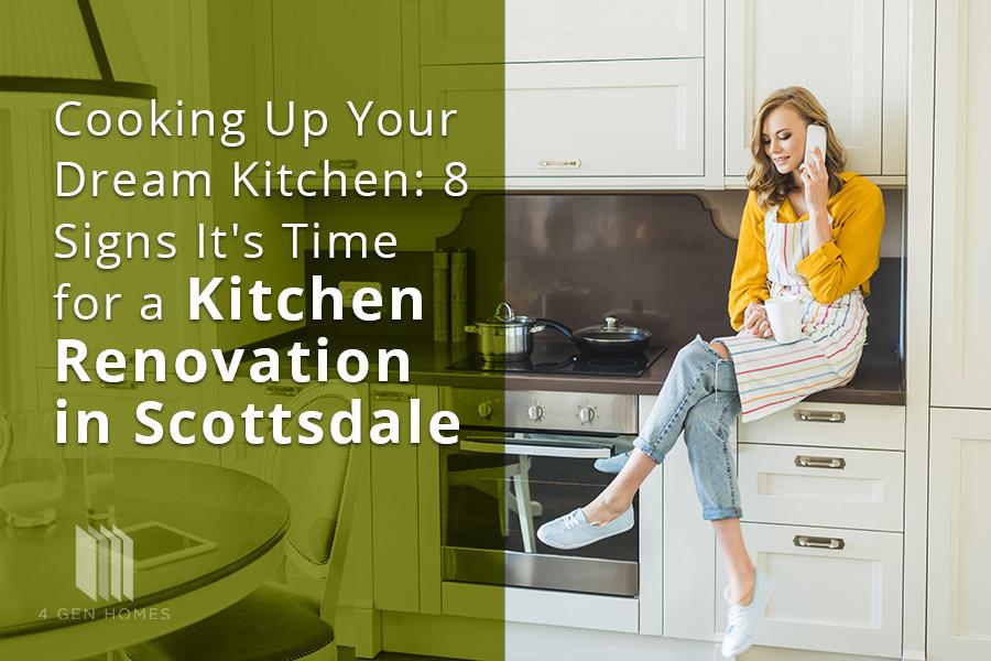 Kitchen Renovation in Scottsdale